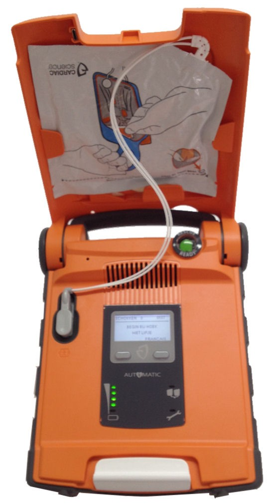 Cardiac Science Powerheart G5 volautomaat met CPRD